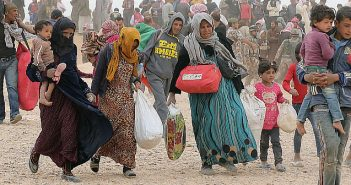 Most of the world's refugees are from countries which were invaded by Britain