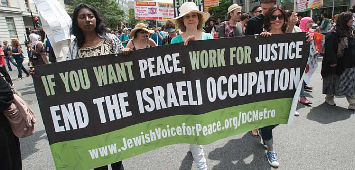 Why the equation between anti-Semitism and anti-Zionism must be rejected