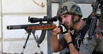 Israeli Sniper Gaza