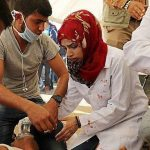 Gaza nurse killed by israeli soldier