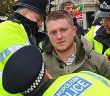Tommy Robinson arrested