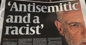 Jeremy Corbyn antisemite