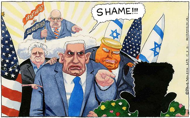 Netanyahu and Corbyn