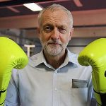 Corbyn counterpunches