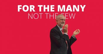 Jeremy Corbyn for the many