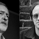 Jeremy Corbyn and Mike Marqusee