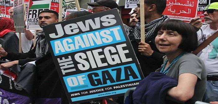 Jews against Gaza siege