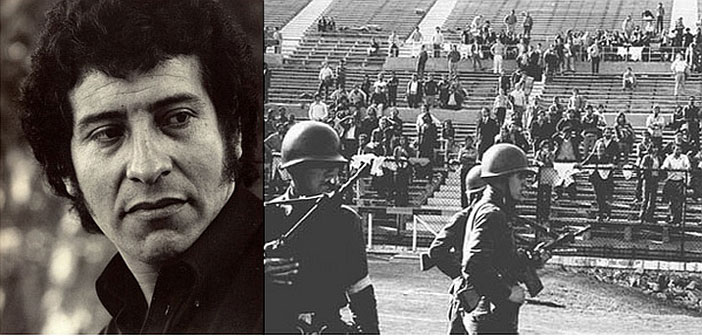 Victor Jara - Chile Stadium