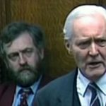 Tony Benn and Jeremy Corbyn