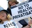 Stop NHS privatisation