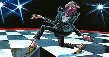 Theresa May dancing queen