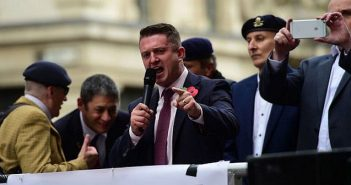 Tommy Robinson is no hero