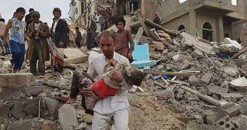 Yemeni child killed