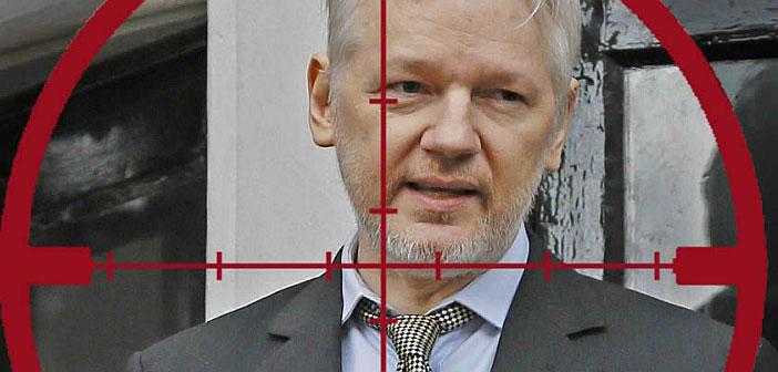 Target-Julian Assange