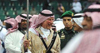 Prince Charles arms merchant