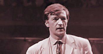 Adrian Mitchell in 1965