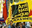 Anti Nazi League demonstration