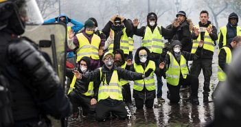 Can the yellow vests speak? Invisable faces and voices are finally visible and audible
