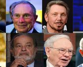 Do we really need billionaires? Eight men have more wealth than poorest half of world's population