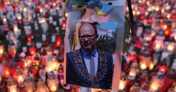 Paweł Adamowicz memorial