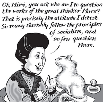 Rosa Luxemburg questioning