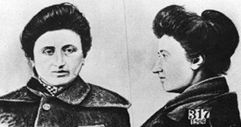 Rosa Luxemburg prison
