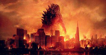 Godzilla rampage