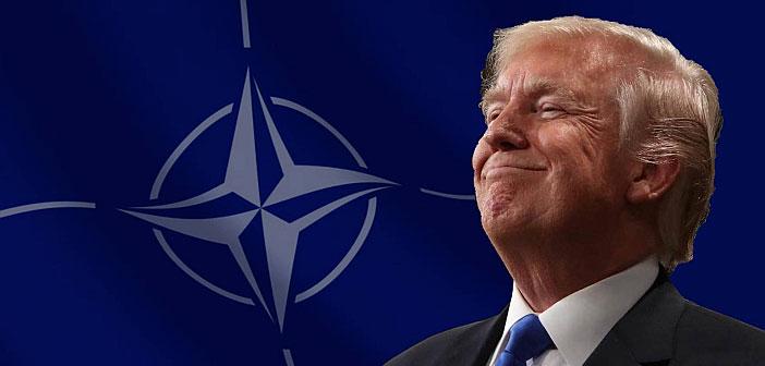 Trump and NATO