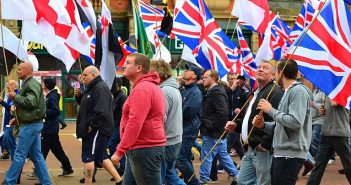 March by far right British First