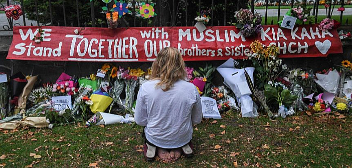 Christchurch-we stand together