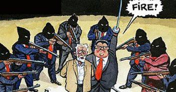 Jeremy Corbyn faces Tom Watson-firing squad