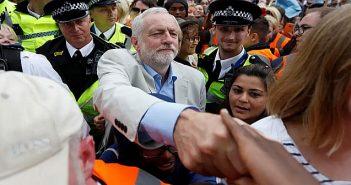 Corbyn handshake