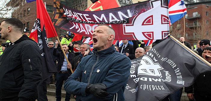 Fascism march
