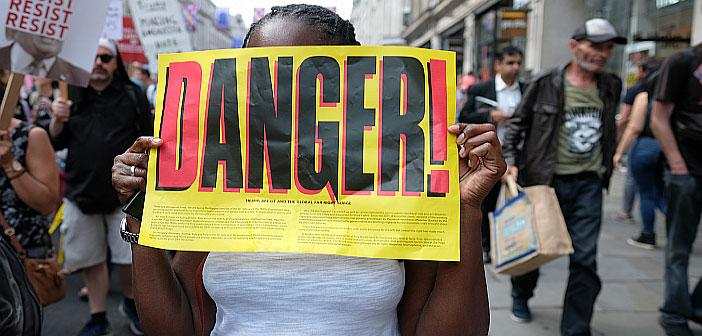 Danger - Trump, Brexit & Far-Right