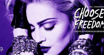 Madonna boycott Eurovision
