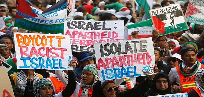 Germany, shame on you for defining the BDS movement against Israel as anti-Semitic