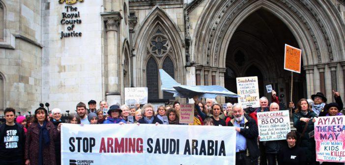 Victory! Court declares UK arms sales to Saudi Arabia unlawful