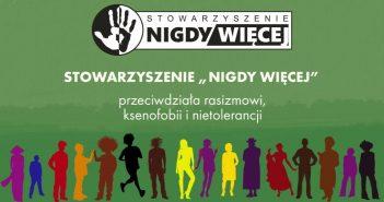 'NEVER AGAIN' anti-racist group organises at Polish Woodstock