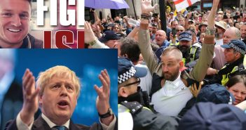 Boris Johnson Enables Creeping Fascism: the Labour Left must fight back