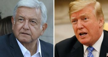 AMLO in the Lion's Den